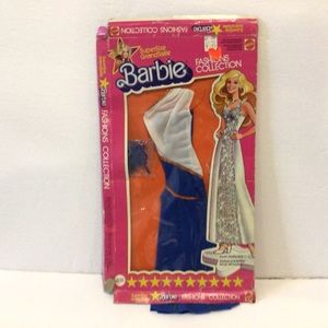 Vintage Supersize Barbie doll dress #2344